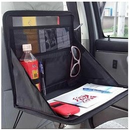 Wholesale Hot sale brand new Car Laptop Holder Tray Bag Mount Back Seat Auto Table Food Work Desk Organizer