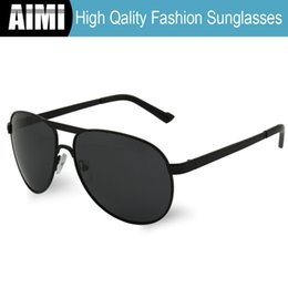 2015 Newest Men Polarized Sunglasses Brand Designer High Quality Low Price Avitor Men's Polarized Glasses Oculos Masculino 9109