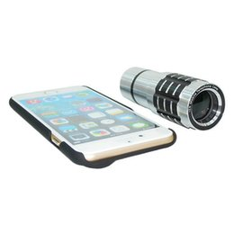 Wholesale-Telephoto Lens for iPhone 6 4.7 inch Telescope mobile lens