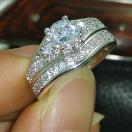 diamonique wedding rings - Diamonique Wedding Rings