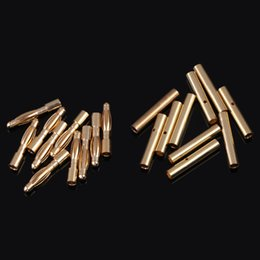 Wholesale Pairs mm Copper Bullet Banana Plug Male Female Connectors for RC New Arrival Promotion hv5n