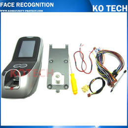 Wholesale KO FACE70 Touch screen face access door access control ethernet connection with software