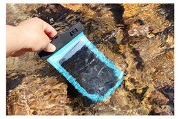 iPhone 7 5 6S Plus 6 inches below Waterproof case samsung galaxy s6 s5 phones waterproof dry cell phone water proof neck pouch bags