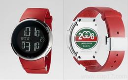 Wholesale Fashion watch NEW Luxury Sport Style LED Digital Date Watch Rubber white wristwatches GU04
