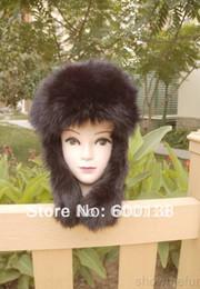 2017 sombreros trampero el envío 2015 sombrero del conejo invierno de la piel al por mayor-libre, sombrero de piel de las mujeres de moda, gorra Trapper barato sombreros trampero