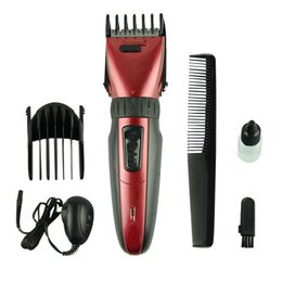 Wholesale Professional Rechargeable Electric Razor Shaver Hair Trimmer Clipper For Adult Baby