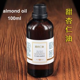 Wholesale Pure Sweet Almond Oil Cold Pressed Pure Organic ml Skin Care