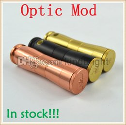 Wholesale Good news about Optic Mod Shock and Awe Mod coming with AV TorpedoCap combo rda with high quality