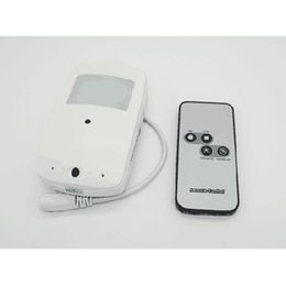 Spy DV Camera with Remote Control , Support Motion Detection Take Photo Video