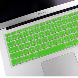 Wholesale Lower Price Silicone Laptop notebook Keyboard Protector cover Protective film For apple Macbook Air