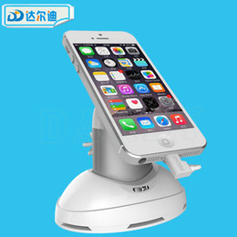 Tablet Smart Phone Security Charge Alarm Stand Holder Retail Shop Anti-Theft Exhibition Open Experience Store Standalone for iPhone Android