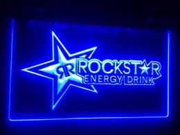 b-134 rockstr energy drink LED Neon Light Sign