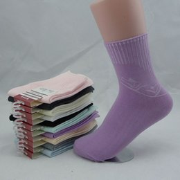 Wholesale Sock Muji - Wholesale-Free shipping Pure cotton socks, cotton combed cotton muji cute girls women cotton socks wholesale WZ011