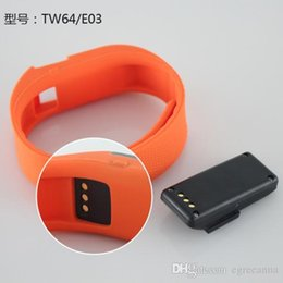 TW64 Smart Bracelet Bluetooth Smart bands Smart Watch Waterproof & Passometer & Sleep Tracker Activity Monitor Function for iphone Android