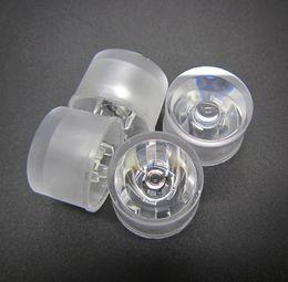 Wholesale 21 mm Led Lens Degree For W W W Led Light