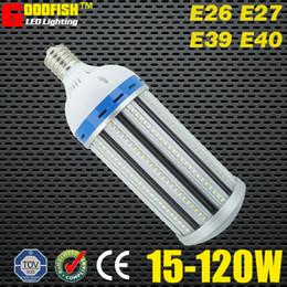 Wholesale High Lumen E26 E27 E39 E40 Led Corn Light Bulb Lamp w w w w w w w w w w w Garden Warehouse Parking Lighting