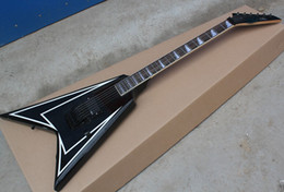 Voler v en Ligne-Guitare électrique sur mesure de qualité supérieure FLY-V STYLE GUITARE ÉLECTRIQUE COBHC GUITARE ELECTRIQUE PERSONNALISÉE
