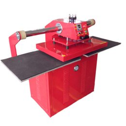 Wholesale Hydraulic Auto Double Working Tables Heat Press Machine Automatic double position machine Double station heat transfer printing equipment