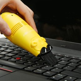 Wholesale Mini USB Vacuum Cleaner for Computers Laptop Keyboard Mini Computer Keyboard Cleaner for PC Laptop High Quality