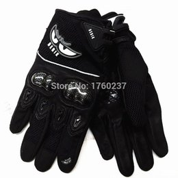 Wholesale New Berik Motorcycle Gloves Men Full Finger Carbon Fiber Ventilate Mesh Racing Motocross Cycling Gloves Luvas Guantes
