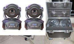 Wholesale Led Disco Spot - With Flightcase 2 X 60W LED moving head spot light 15 DMX channels Disco KTV DJ Bar stage lighting
