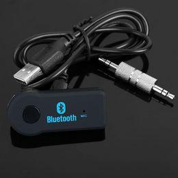 Mains libres sans fil Audio Car Bluetooth Music Récepteur 3.5mm Aux Connect EDUP V 3.0 Transmetteur stéréo A2DP multimédia adaptateur BT310 à partir de bluetooth edup fabricateur