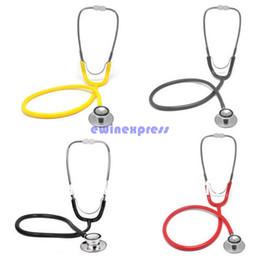 Wholesale Hot Sale Pro Dual Head EMT Stethoscope for Doctor Nurse Vet Medical Student Health Medical Supplies