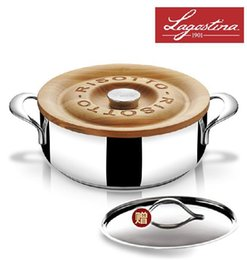Wholesale Italian classic stewed pot combination pot saucepan