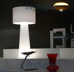 Wholesale Marcel Wanders Cappellini FLOOR lamp living room hotel lamp sitting room white black red