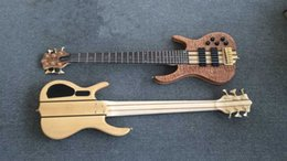 6 strings Ken Smith bass guitar Ken Smith electric bass guitar gold hardware gold hardware active pickup