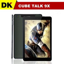 Wholesale 10 quot Cube Talk X U65GT Octa Core G Tablet PC inch MTK8392 Phone Call x1536 IPS MP Camera GB GB GB Android phablet
