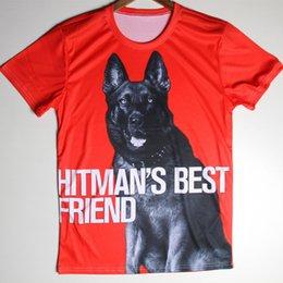 Descuento coche de camisetas al por mayor La camiseta al por mayor-3D de los hombres de la camiseta del tamaño 3D de los hombres 3D de la camiseta del coche de O del cuello de la camiseta de los hombres necesita la camiseta de las tapas de la velocidad que envía libremente