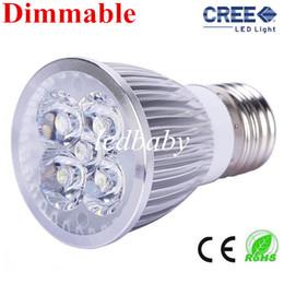 High Power Dimmable GU10 MR16 E27 12W LED Spotlight Led Bulbs Lamp Indoor Soft Light NO Radiation