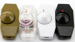Wholesale MIX AC V Home Use Light Dimmer Switch Brightness Adjustable Controller Knob Switch