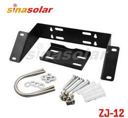 Wholesale Solar Panel Wall And Pole Mounting Bracket System