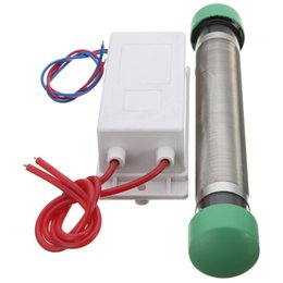 Wholesale AC V g Ozone Generator Ozone Tube g for DIY Water Plant Air Purifier
