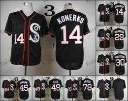 Wholesale Chicago White Sox Paul Konerko jeff samardzija Baseball Jersey Cheap Rugby Jerseys Authentic Stitched Size