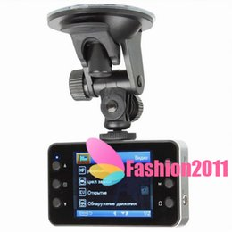 Wholesale Universal K6000 inch HD P Digital G sensor Night Vision PAL NTSC LTPS LCD Mini Car DVR Vehicle Video Camera Recorder