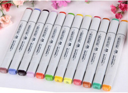 2019 Top Fashion Rushed Notes Plastic 24 Color 24 Standard Color Commonly Used Finecolour 1 Generation Markers Marker Sketch Manga Art Sets
