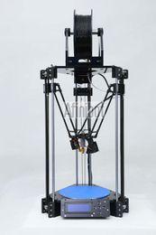 Wholesale 3d printer rostock mini pro Delta d printer DIY kit with LCD Controller set w SD RAMPS