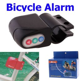 Wholesale Bike Alarm Lock Bicycle Motorbike Steal Alarm Password Lock Cycling Excellent Security Sound Loud Anti theft B076