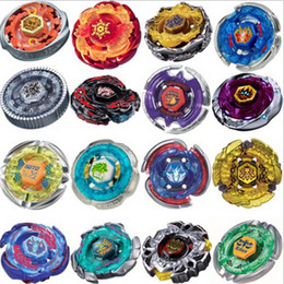 Hot Sale 24 Styles Can choose kids game toys Beyblade Metal Fusion 4D System LOOSE Battle Top Lot Set masters