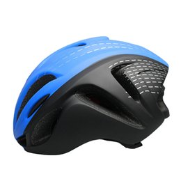 Wholesale-2016 Bicycle Helmet Blue Black Ultralight Cycling Helmet Casco Ciclismo Integrally-molded Bike Helmet cool design MTB Helmet