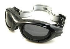Descuento venta caliente de la motocicleta gafas protectoras-Caliente-venta al por mayor de Koestler deportes de la motocicleta gafas de esquí gafas de espejo que montan los anteojos eyewear con el caso