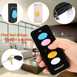 Wholesale FOReCUM in Advanced Intelligent Wireless Key Finder Remote Key Locator Anti Lost with Torch Function Receivers S469