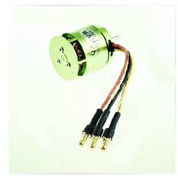 Wholesale 4000KV Brushless Motor For All ALIGN TREX T rex A ESC for rc helicopter via Registered mail
