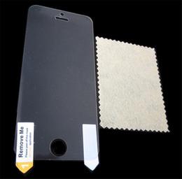 Écrans 4s en Ligne-Effacer l'écran transparent Film Protecteur pour iPhone 6 6G 6 Plus 6+ 5 5G 5C 5S 4S 4G 4 pour Samsung Galaxy S3 S4 S5 Note 2 3