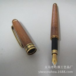 Wholesale New style Stylus Pens Like Bamboo Stylus Bamboo Pen Wooden pen bamboo Fountain Pens