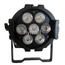 70W 7*10W Par Light RGBM 4in1 LED Effect Light Stage Light DMX 512 Control 8CH Par Lights DMX 512 Disco DJ Pub Party lamps Par Light