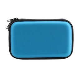 Wholesale Light Blue Hard Travel Carry Case Cover Bag Pouch Sleeve for Nintendo DSi NDSi DSL DS Lite NDSL